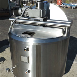 Feldmeier 350 Gallon double motion Kettle