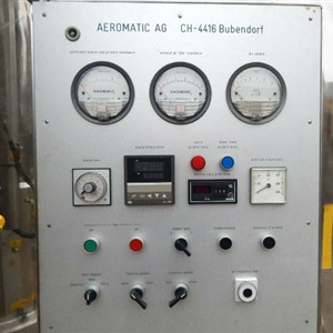 Aeromatic T-2 Fluid Bed Dryer