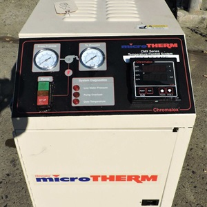 Chromalox Microtherm recirculation heater