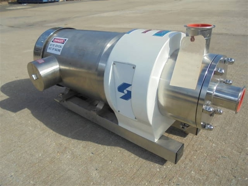 Silverson 600LS Inline High Shear Mixer
