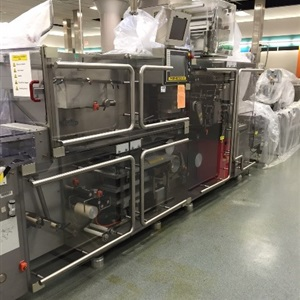 Bosch TLT 1400 Blister Packaging Machine