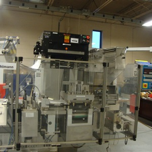 Uhlmann UPS4 Blister Packaging Machine