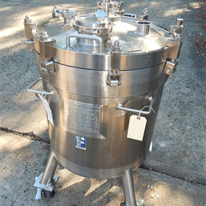 40 Gallon Feldmeier Vacuum Receiver