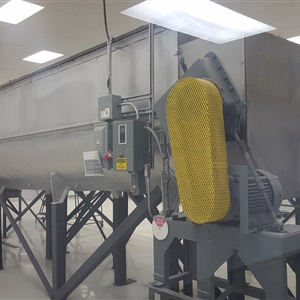 225 cu/ft Paddle - Ribbon Blender