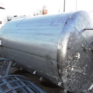 5,000 gallon Mueller Mix Tank